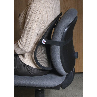 Core Products Sitback Mesh Backrest - Chiropractic Supplies