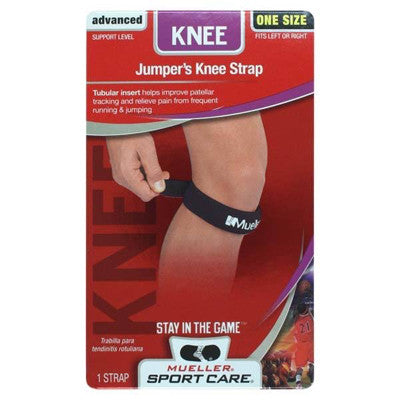 Mueller Jumper's Knee Strap - Chiropractic Supplies
