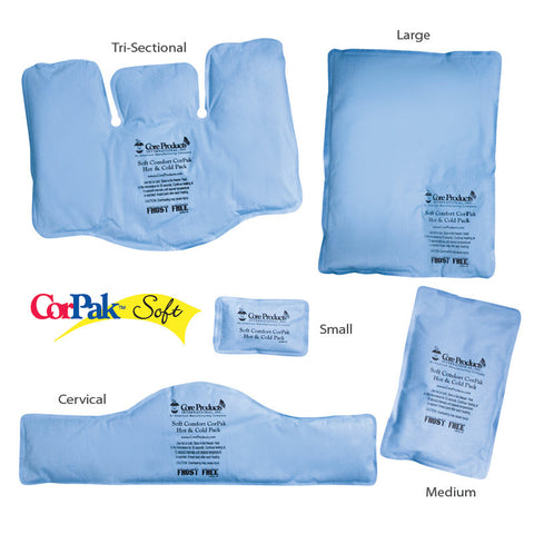 CorPak Soft Comfort Hot & Cold - Chiropractic Supplies