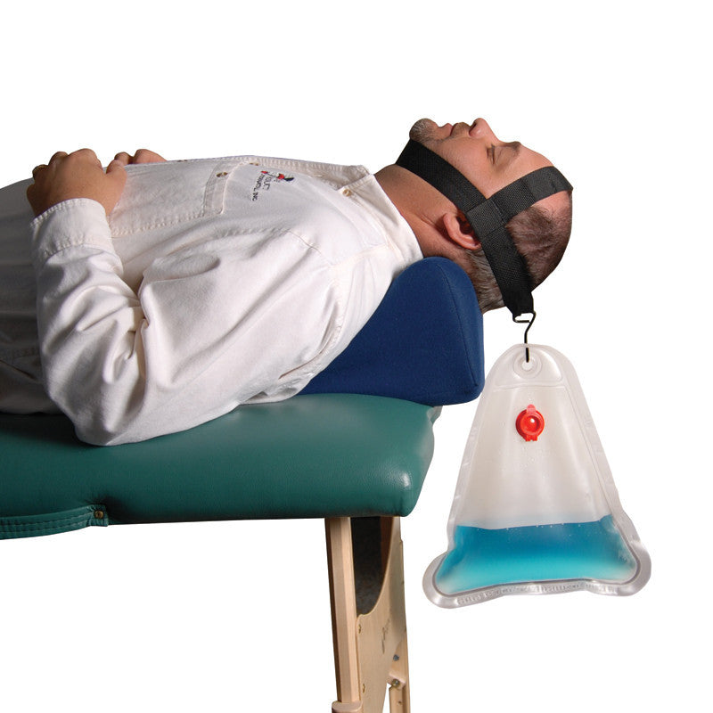 Traction Kit with Neck Roll - Chiropractic Supplies