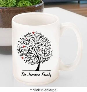 Family Roots Coffee Mug