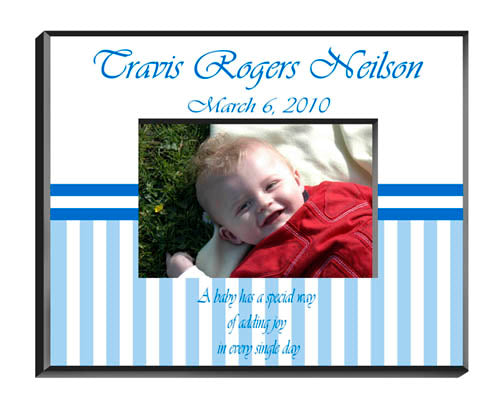 Personalized  Children's Frames - Available in 30 Designs