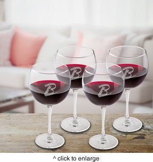 Personalized Connoisseur Red Wine Set