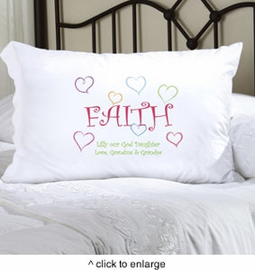 Personalized Faithful Pillow Cases