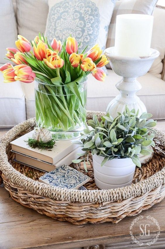 5 Easy Ways to Decorate for Spring