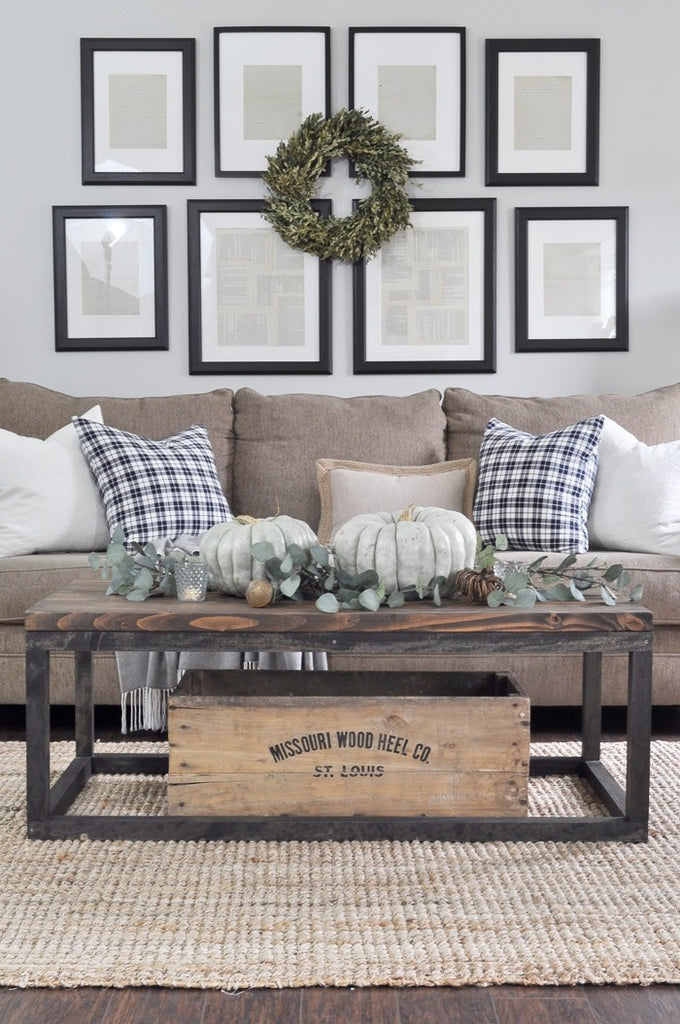 5 Industrial Farmhouse Decor Ideas For Your Home Papillonvintagehome