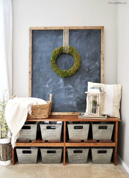 How To Spice Up Your Entryway