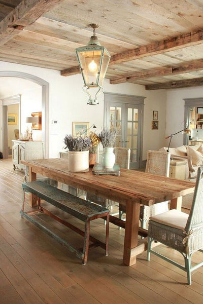 earth tone design ideas for farmhouse