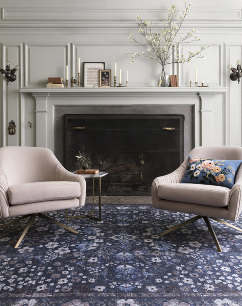 Palais Collection from rifle paper co rugs and home decor now being sold in boca raton florida