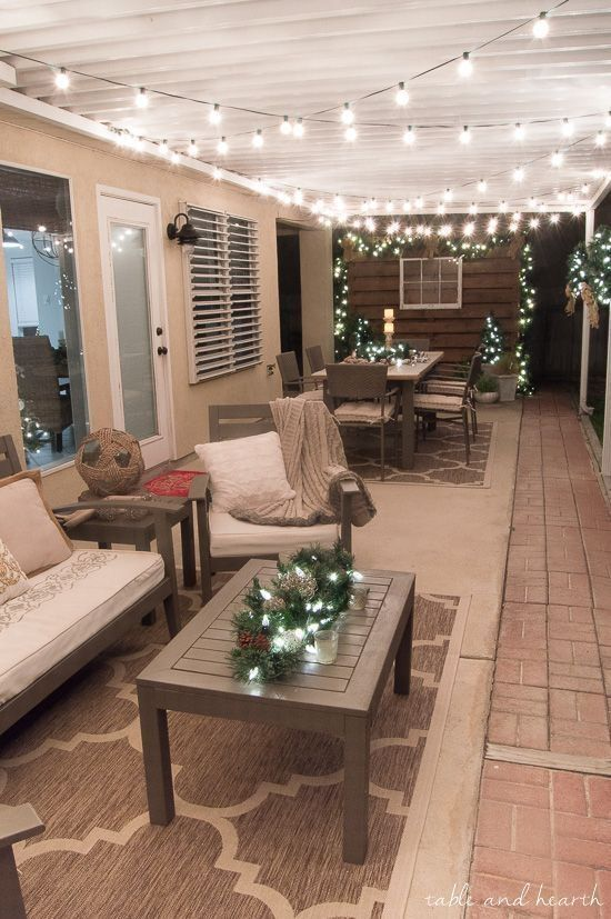 patio lights for summer