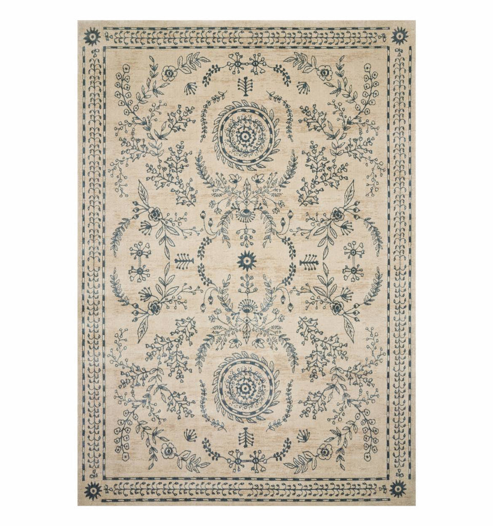 aster natural rug from rifle paper co