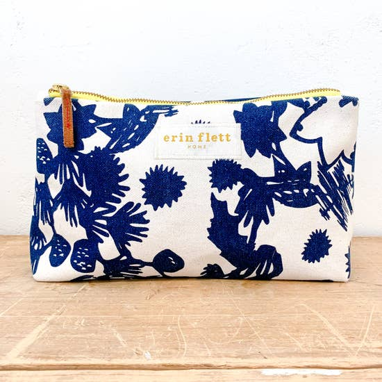 Navy Deep Forest Jen Bag
