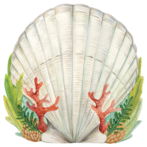 Shell Placemat