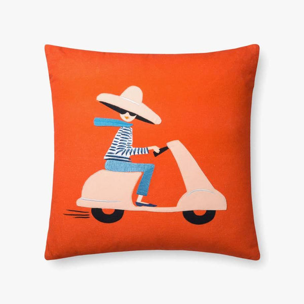 Vespa pillow