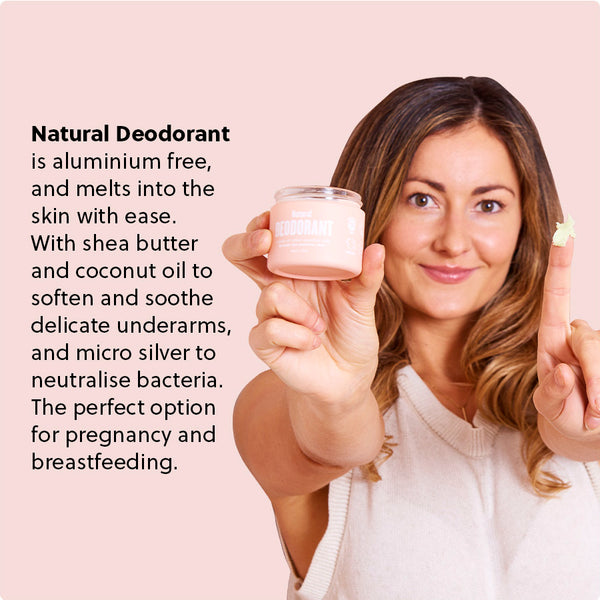 Lucy Bee Natural Deodorant