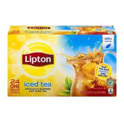 Lipton Smooth Blend  Iced Tea