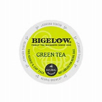 Hot Bigelow Green Tea