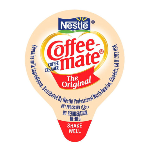 Nestle Personal Cup Regular Liquid Coffee-Mate Creamer