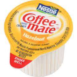Nestle Hazelnut Coffee-Mate Creamer