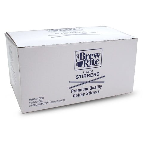 "Brew-Rite 7"" Stir Sticks"