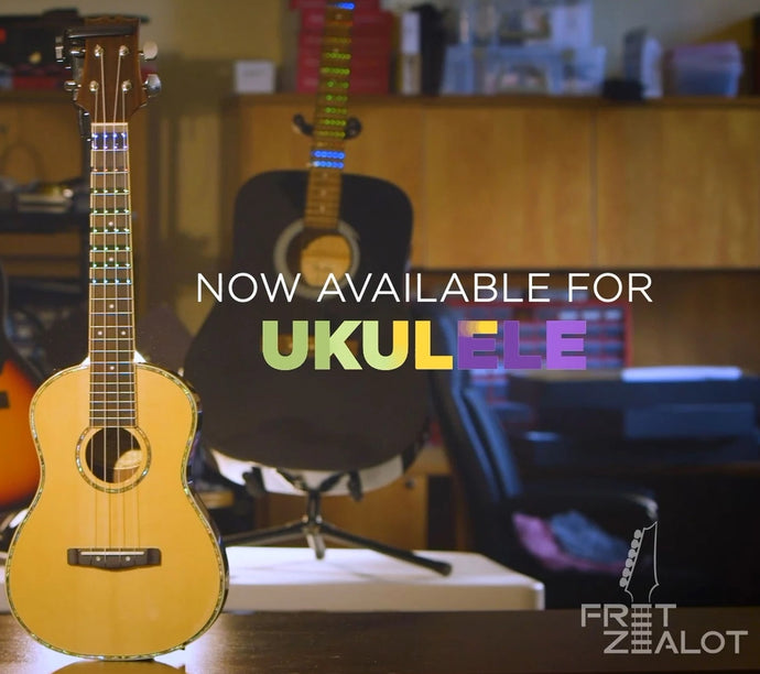 Fret Zealot for Ukulele