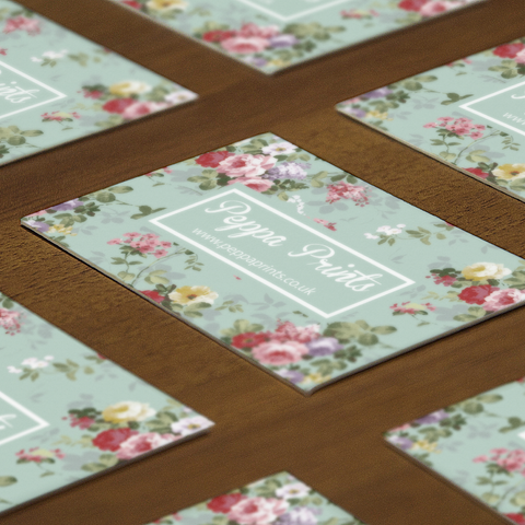 Classic Business Cards - Peppa Prints