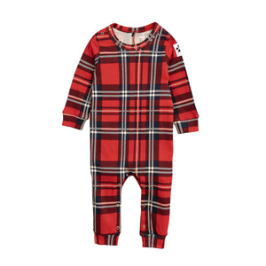 Mini Rodini - Check Jumpsuit