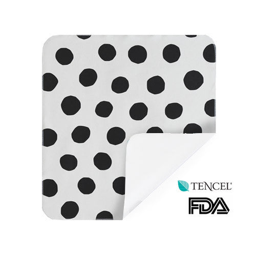 White & Dots - Waterproof Mat