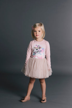 Rock Your Baby - Magical Unicorn Tutu Dress (2-8Y)