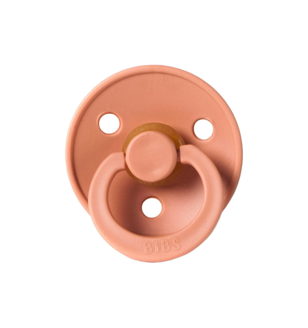 BIBS Pacifier - Peach (Set of 2)