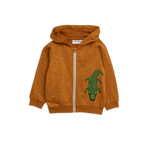 Mini Rodini - Croco Zip Hood