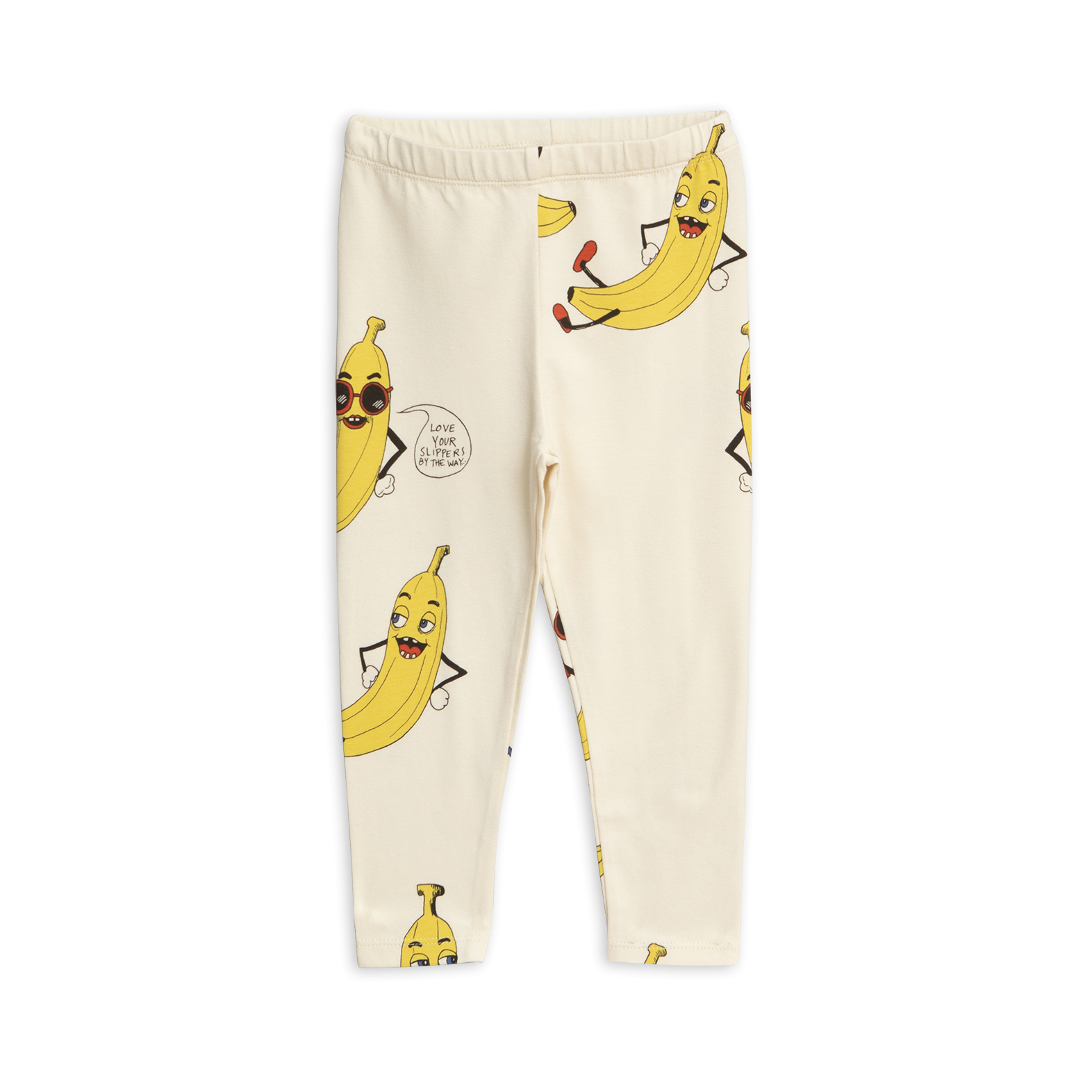 Mini Rodini - Banana AOP Leggings