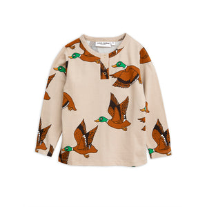 Mini Rodini - Ducks Grandpa Tee
