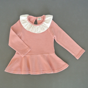 Roses Peplum Top