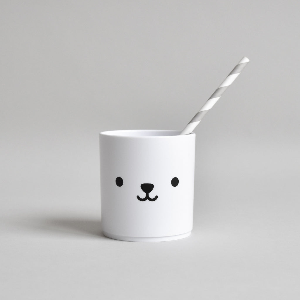 Buddy & Bear - Bear Cup (White Edition)