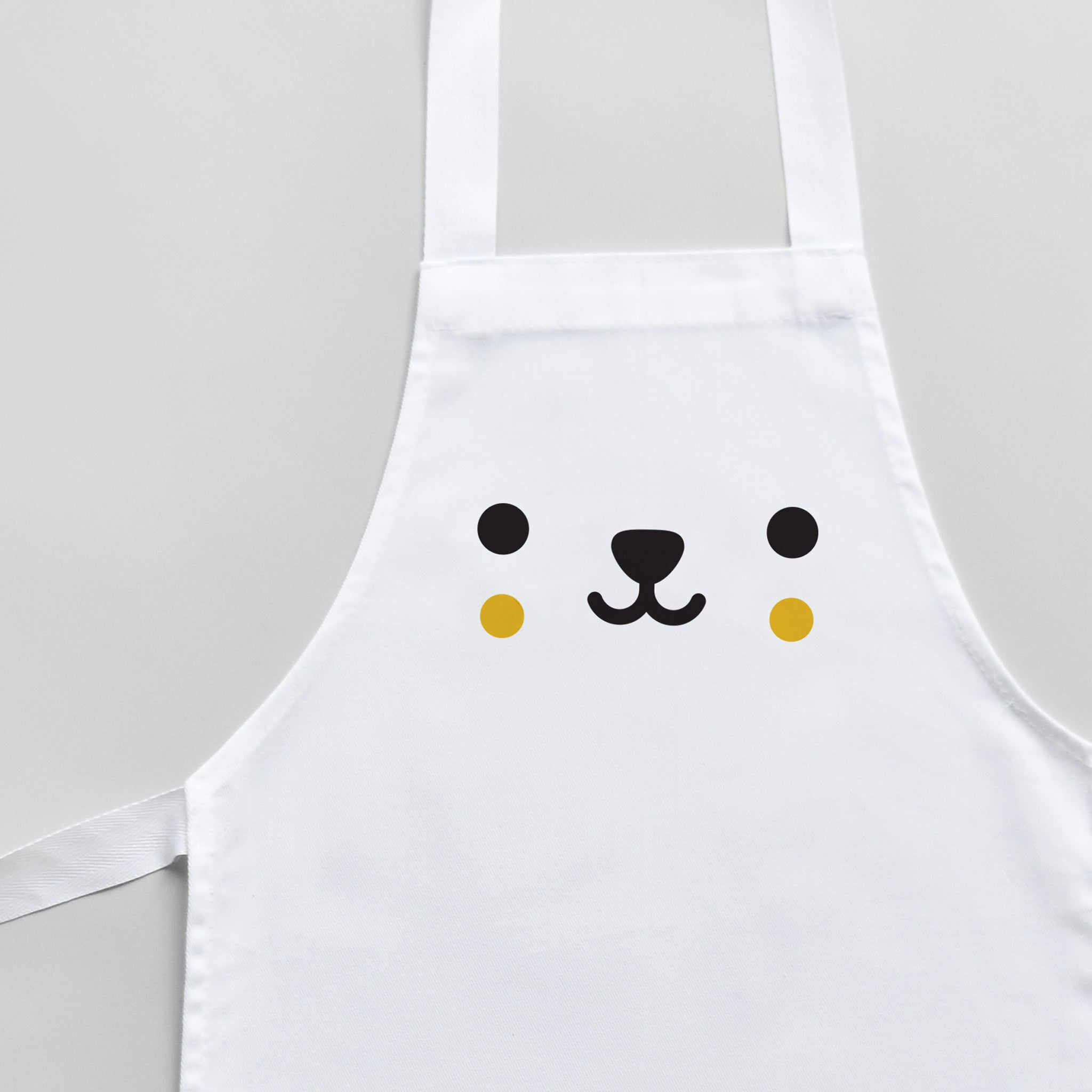 Buddy & Bear - Bear (Toddler Apron)