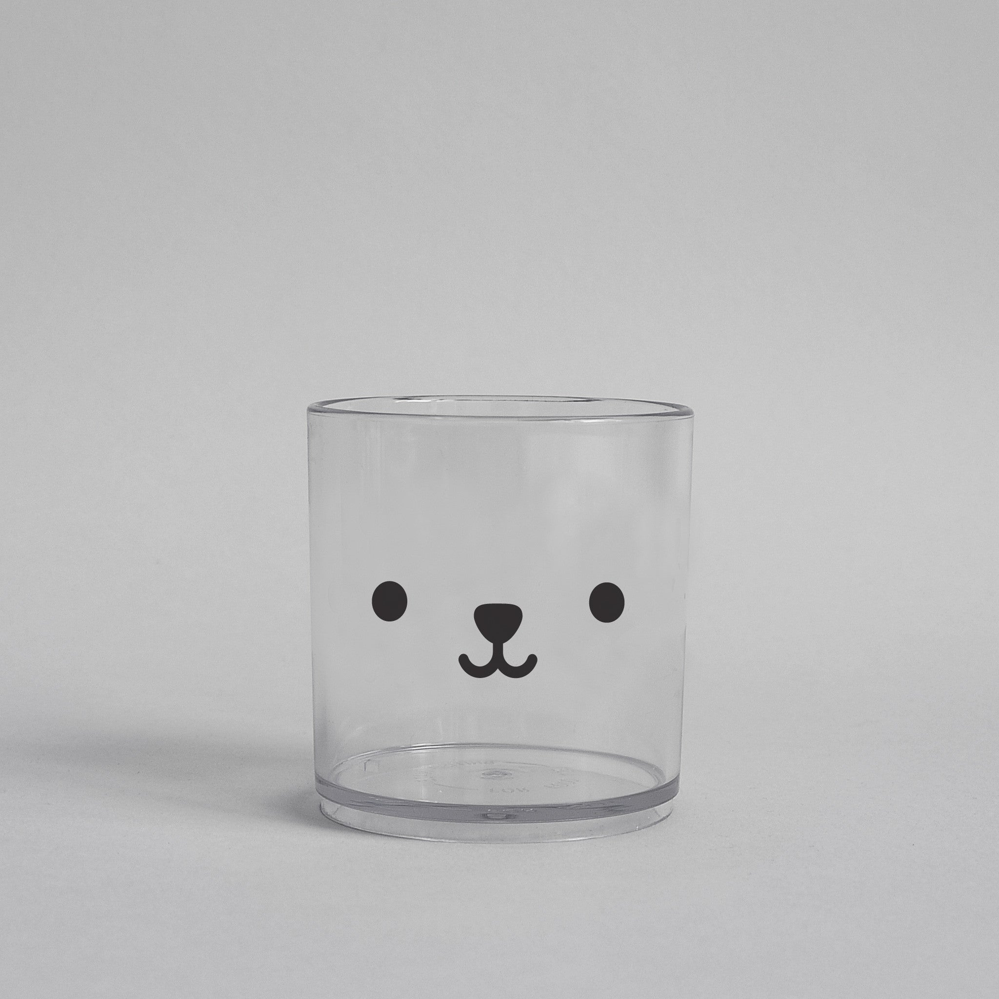 Buddy & Bear - Bear Cup (Clear Edition)