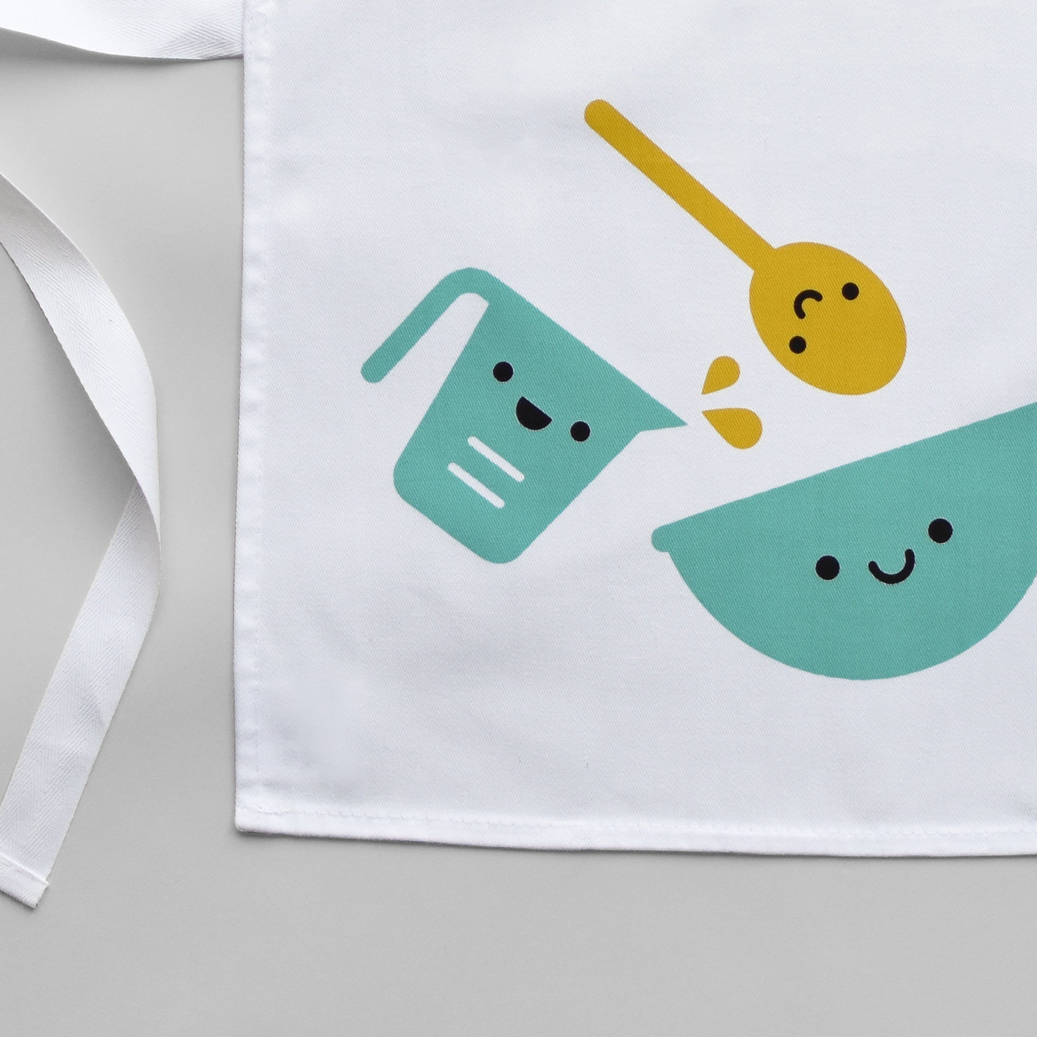 Buddy & Bear - Bon Appétit (Toddler Apron)