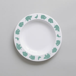 Buddy & Bear - Farm Animal Plate