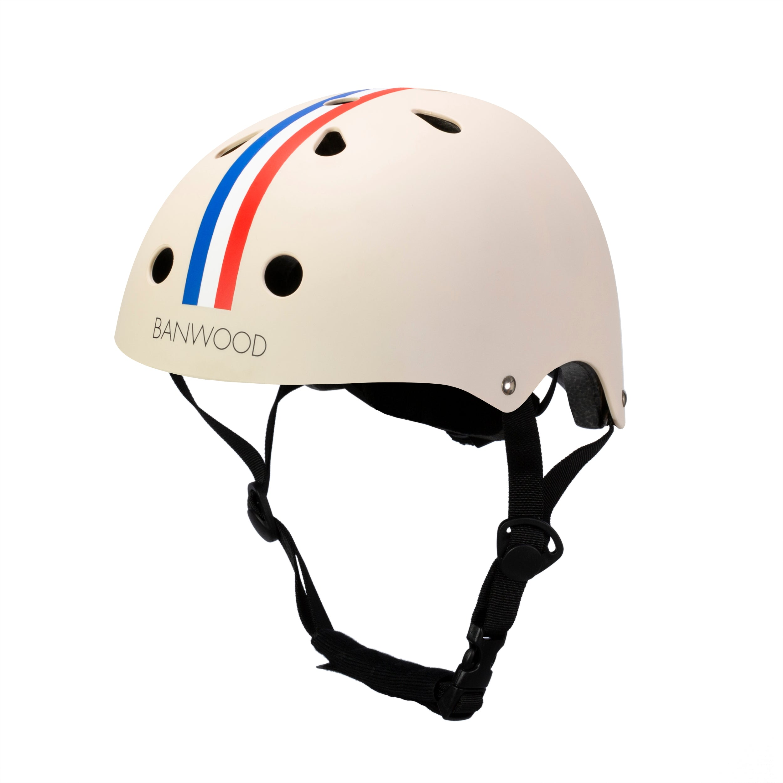 **Banwood - Classic Helmet (Stripes)