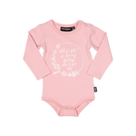 "Rock Your Baby - ""What if I Fall"" Onesie"