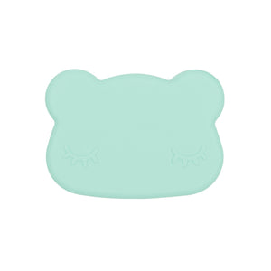 We Might Be Tiny - Bear Snackie (Minty Green)