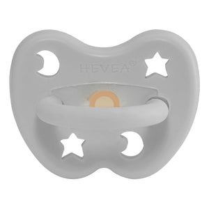 Hevea - Pacifier (Gorgeous Grey - O+R|3/36m)