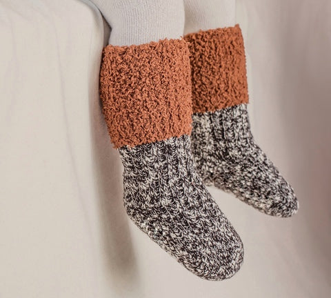 Cozy Heather Socks
