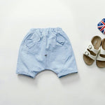 Bear Bottom Denim Shorts
