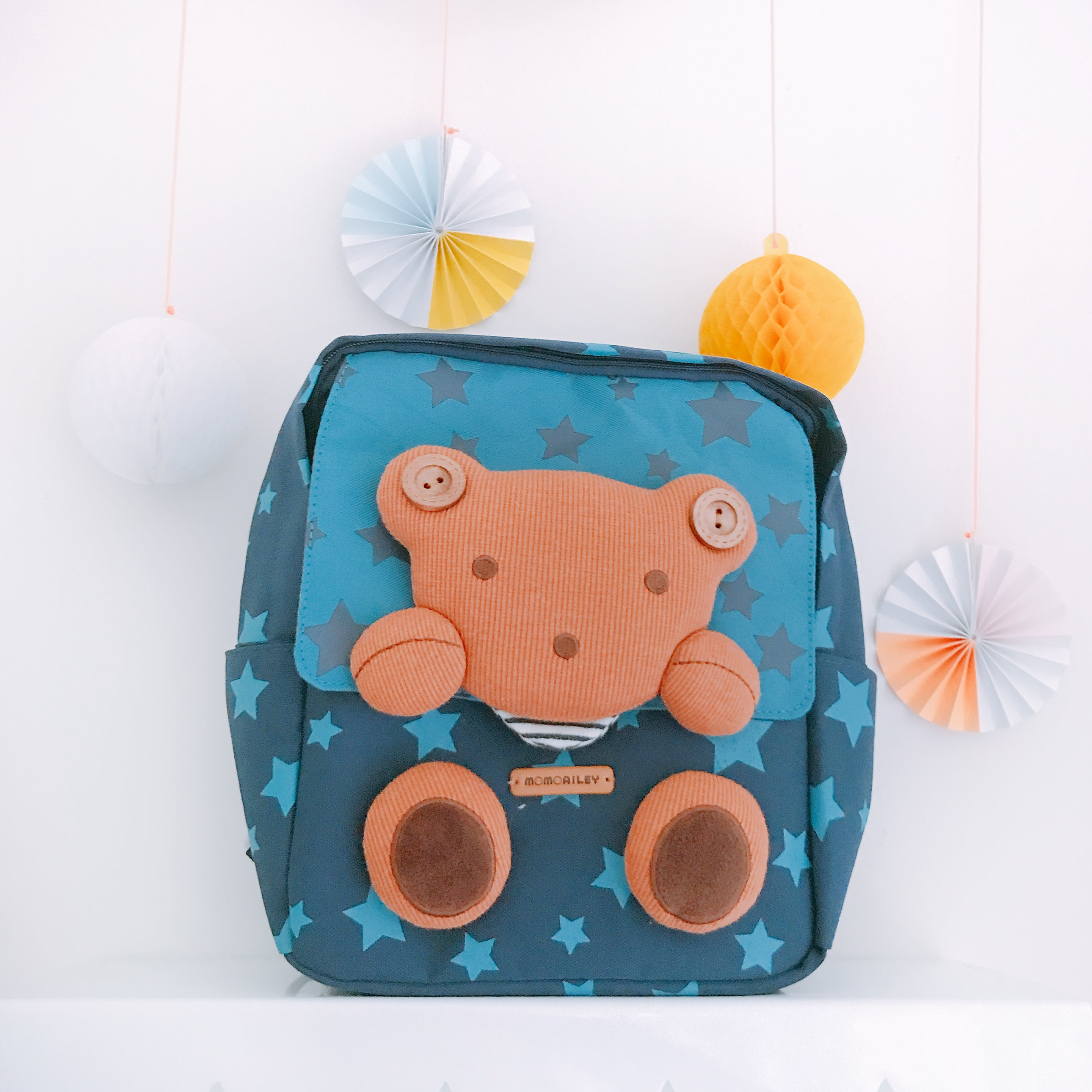 Teddy Harness Backpack