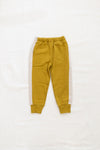 Fin and Vince - Fleece Jogger (Chartreuse)