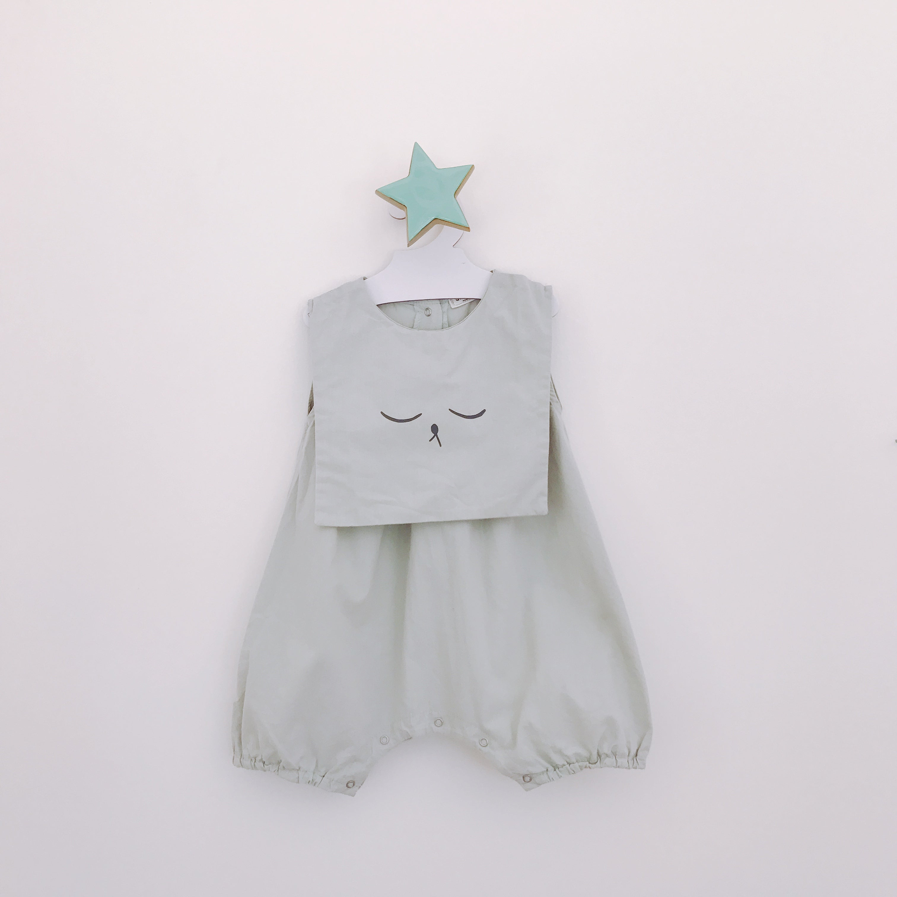 Babyface Bubble Romper
