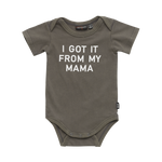 Rock Your Baby - I Got It From My Mama Bodysuit