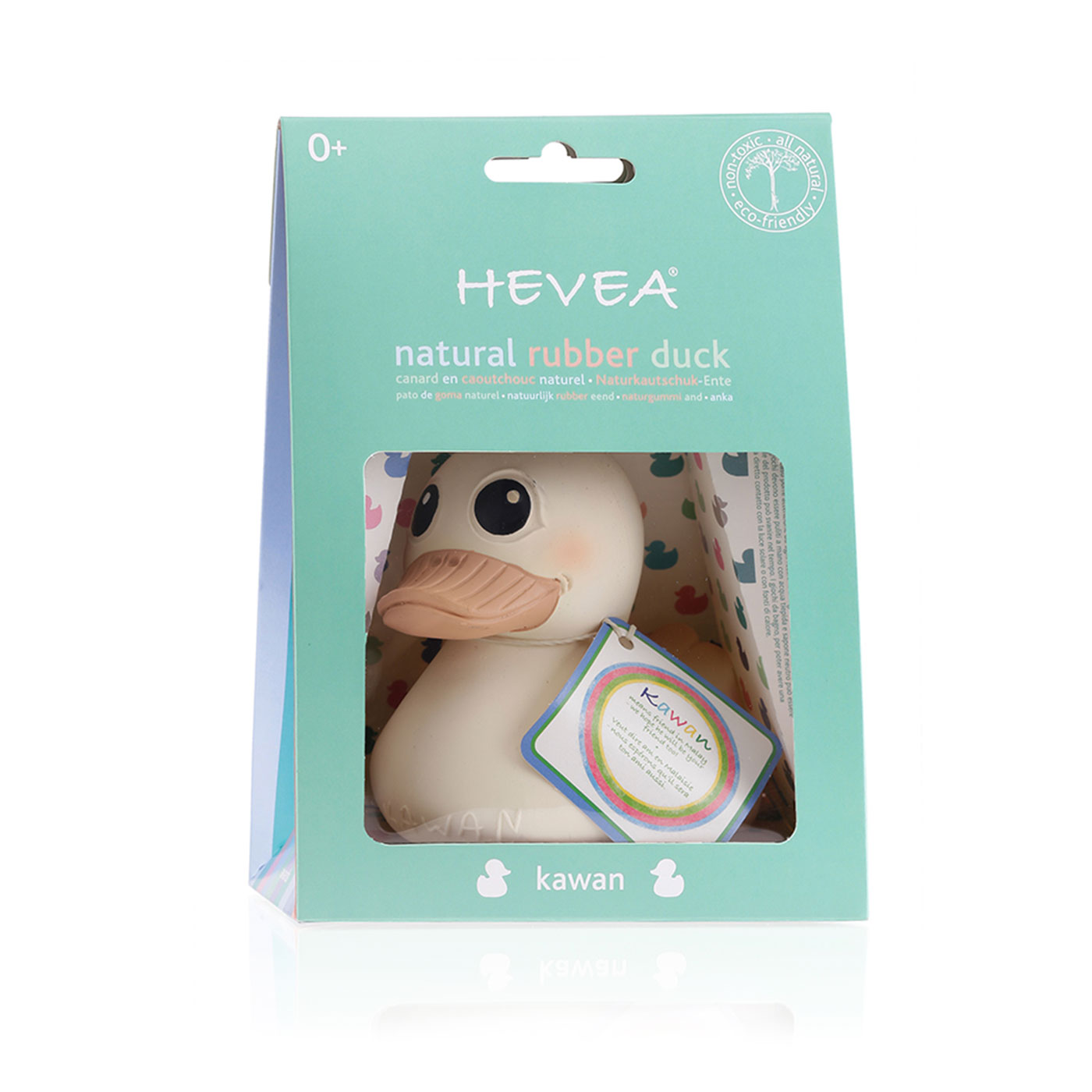 "Hevea - Natural Rubber Duck ""Kawan"" Regular"